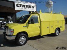 c116c26c01 Used E 350 E350 Kuv Knapheide Utility Van Service Body for sale ...
