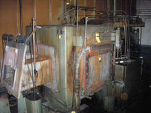 SARGEANT HEAT TREAT FURNACE