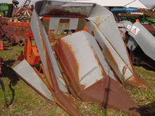 Used Gleaner A238 in