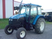 2002 New Holland TS100