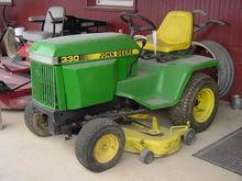 1986 John Deere 330