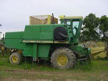 Used John Deere 6600