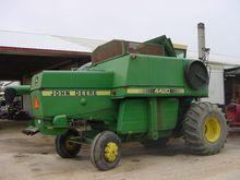 Used John Deere 4420