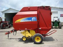 Used HOLLAND BR7070