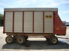 H & S TWIN AUGER HD