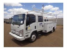 Used 2013 ISUZU NPR