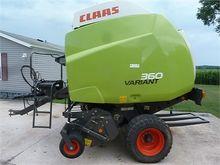 2010 CLAAS VARIANT 360