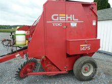 Used GEHL 1475 in Ep