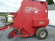 Used GEHL 1475 in Ep