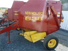 Used 2001 HOLLAND 63