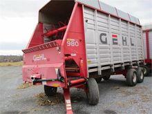 GEHL BU980