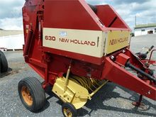 NEW HOLLAND 630