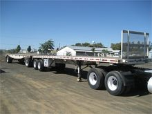 1981 ALLOY 28 FOOT PULL TRAILER
