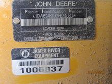 2016 John Deere 624K
