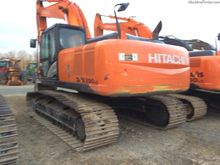 2012 Hitachi 290LC-5