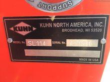 2016 Kuhn Knight SL114T