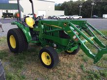 2015 John Deere 4066M