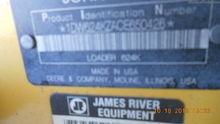 2013 John Deere 624K