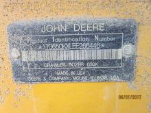 2014 John Deere 650K