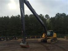 2015 John Deere 290G