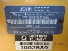 2012 John Deere 644K