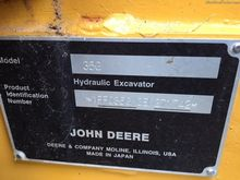 2014 John Deere 35G