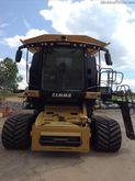 2014 Claas 740TT
