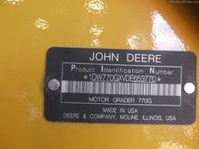 2013 John Deere 770G