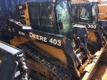 2015 John Deere 323E