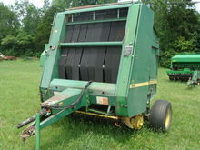 Used John Deere 530 Baler for sale | Machinio