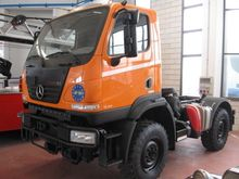 Used Trucks Cab Chassis Unimog for sale  Mercedes-Benz