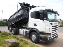 Used Scania G 440 Dump truck for sale | Machinio