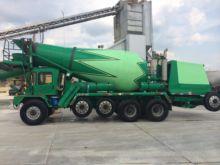 Used Terex Concrete Mixers for sale | Machinio