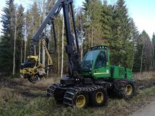 Used Forestry for sale  John Deere equipment & more | Machinio