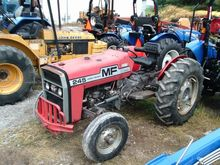 Used Massey Ferguson 245 Tractor for sale  Massey Ferguson equipment