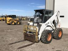 Used Bobcat 873 for sale  Bobcat equipment & more | Machinio