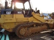 Used Caterpillar 963 Crawler Loader for sale in Texas, USA