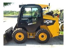 JCB New Generation 280 Skid-Ste