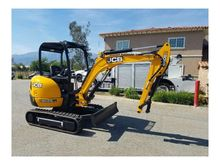 Used JCB Mini Ex Exc