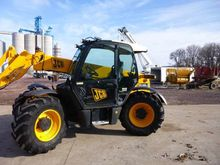 2009 JCB 536-60 AGRI PLUS