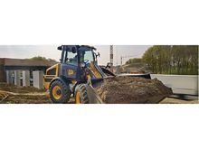 Used JCB 407 Loaders