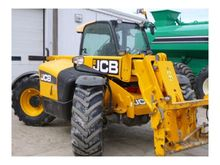 JCB 536-60 AGRI PLUS Telehandle