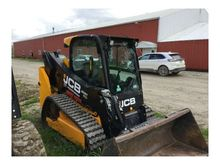 JCB 205T Skid-Steer Loaders