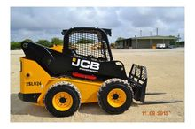 JCB New Generation 300 Skid-Ste