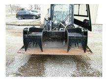 "JCB SCRAP GRAPPLE 72"" Skid-Stee"