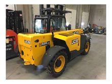 JCB 525-60 HiViz Excavators