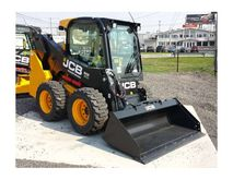 JCB 205 Skid-Steer Loaders