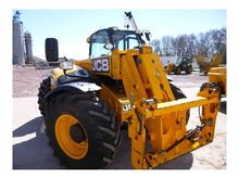 JCB 536-60 AGRI PLUS Telehandle