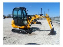JCB 8018 Excavators