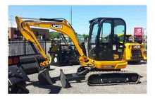 JCB 8035 ZTS Excavators